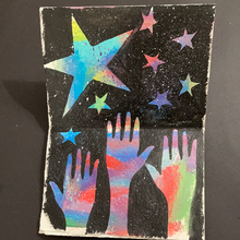 "Load image into Gallery viewer, ""Made of Stars"" Zine"