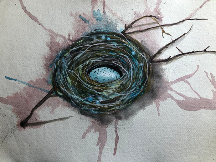 """Song Bird Nest"""