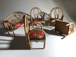Vintage Doll House Furniture