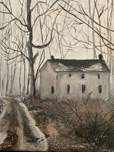 """The Farmhouse in the Woods"""