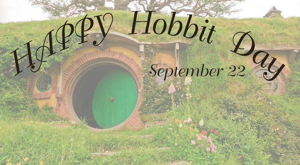 Happy Hobbit Day | Unique Creations by Amy | Funky handmade jewelry