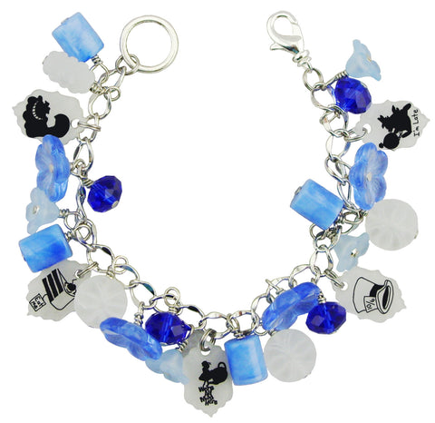 Alice In Wonderland Funky Bracelet