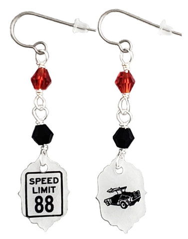 88 Deloraine, Earrings