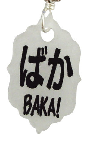 Baka! Earrings