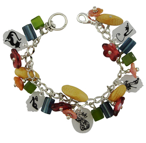 Cat Walk, Funky Bracelet