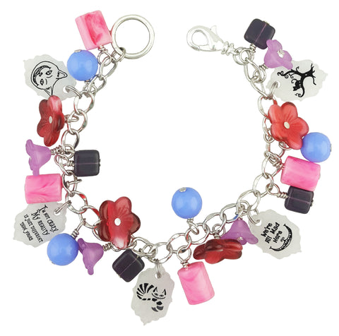 Cheshire Cat, Funky Bracelet