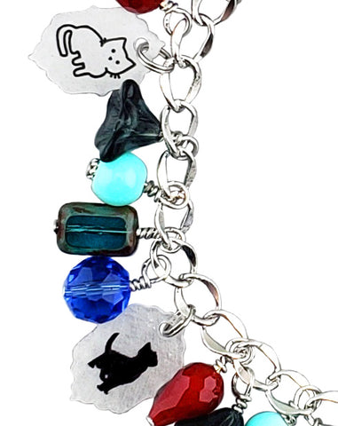 Crazy Cat Lady, Funky Bracelet