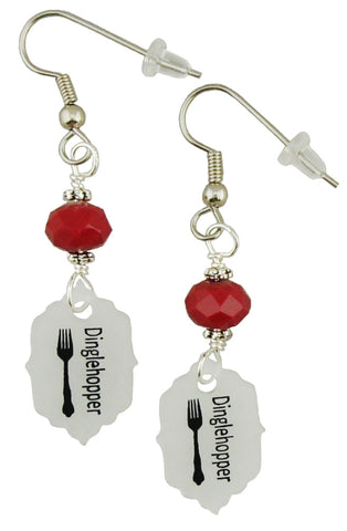 Dinglehopper, Earrings
