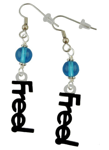 Free! Eternal Summer Inspired Earrings