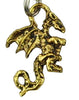 Metallic Dragon Earrings
