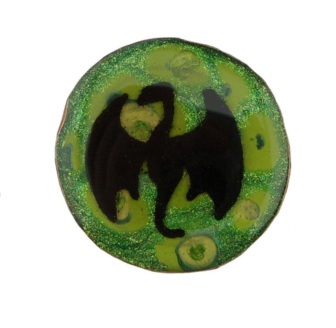Green Dragon, Button