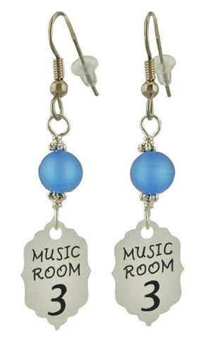 Ouran High Schools Host Club Inspired Earrings