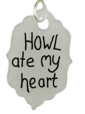 Howl Ate My Heart Earrings