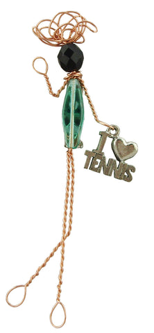 I Heart Tennis, Pepole Pin