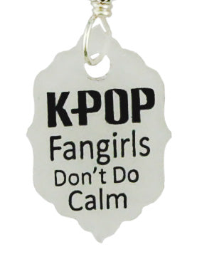 K-Pop Fangirls Earrings