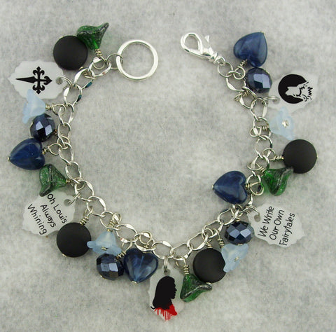 The Vampire LaStat Inspired Funky Bracelet