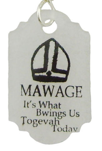 Mawage:  Princess Bride Inspired Earrings