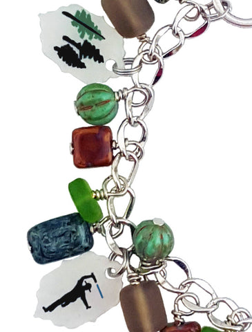 May The Forest Be With You, Funky Bracelet