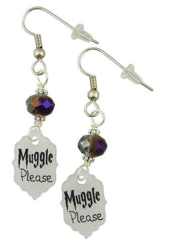 Muggle Please, Earrings