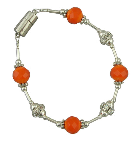 Orange Simply Elegant Bracelet