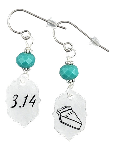 Pi, Earrings