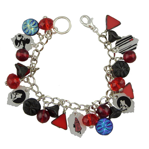Little Red Riding Hood Funky Bracelet