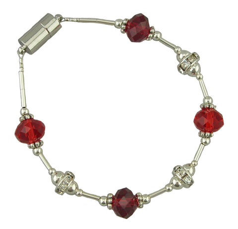 Red Simply Elegant Bracelet