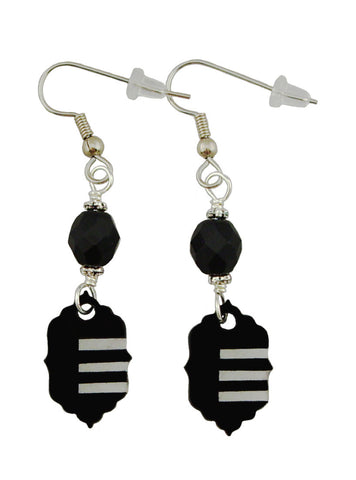 Soul Eater Inspired Earrings