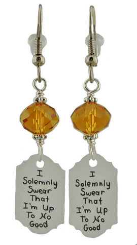 Solemnly Swear Earrings