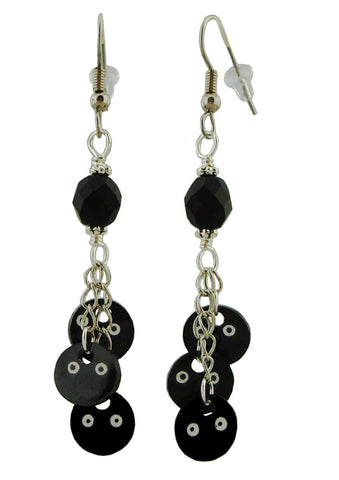 Soot Ball Earrings