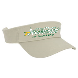 visor embroidered