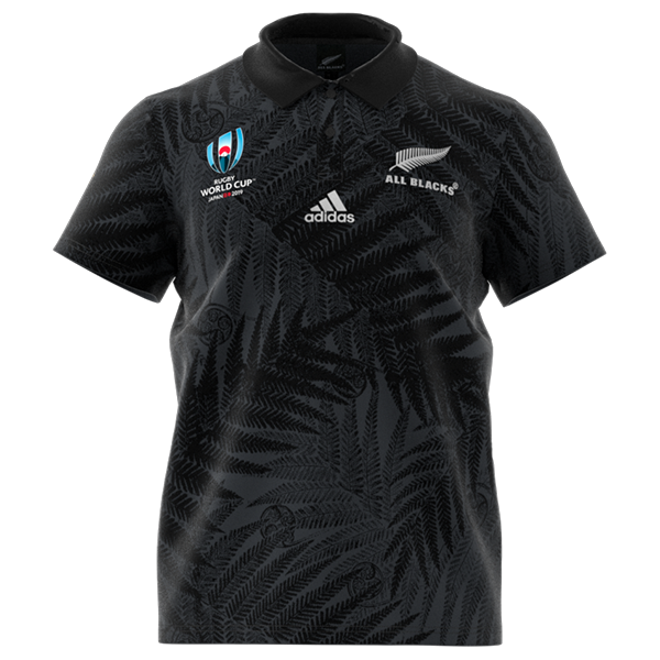 ALL BLACKS RWC 2019 Y3 SUPPORTERS JERSEY