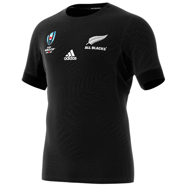 ALL BLACKS RUGBY WORLD CUP 2019 HOME JERSEY
