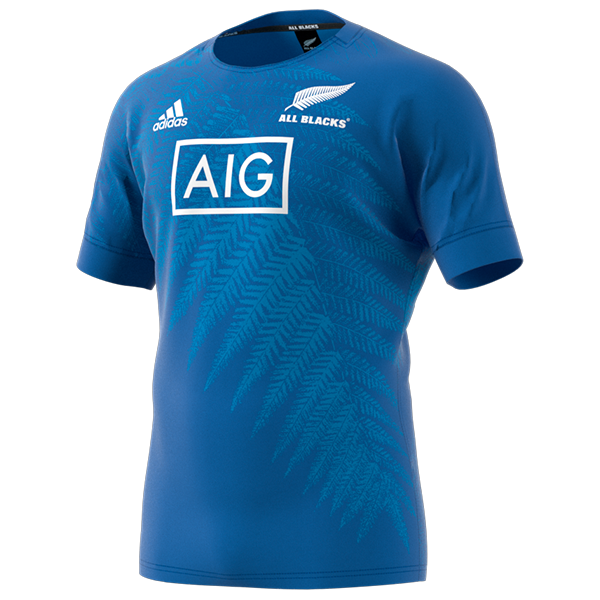 All Blacks Rugby World Cup Training Jersey