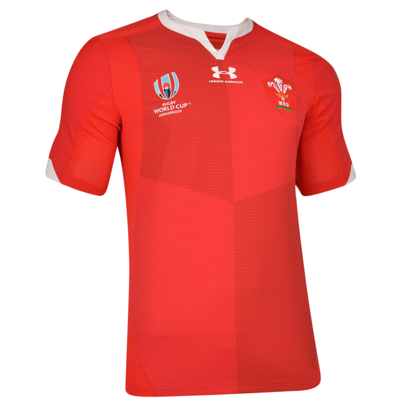 Welsh Rugby Replica Home World Cup 2019 Shirt