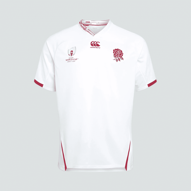 ENGLAND RUGBY RWC2019 HOME PRO JERSEY