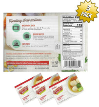 Load image into Gallery viewer, Meal Mart Amazing Meals Chicken Soup with Matzo Balls - Pack of 3