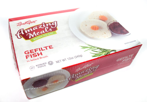 Meal Mart Amazing Meals Gefilte Fish in Jelled Broth