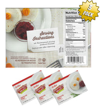 Load image into Gallery viewer, Meal Mart Amazing Meals Gefilte Fish in Jelled Broth - Parve - Pack of 3