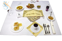 Load image into Gallery viewer, Kosher Shabbos Meals Package Ready To Eat Travel Or At Home Food Everything Shabbat In A Box Deluxe