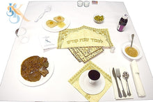 Load image into Gallery viewer, Kosher Shabbos Meals Package With Hotmat Foldable Warmer Ready To Eat Travel Or At Home Food