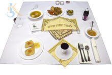 Load image into Gallery viewer, Sher Shabbos Meals Package Ready To Eat Travel Or At Home Kosher Food Everything Shabbat In A Box