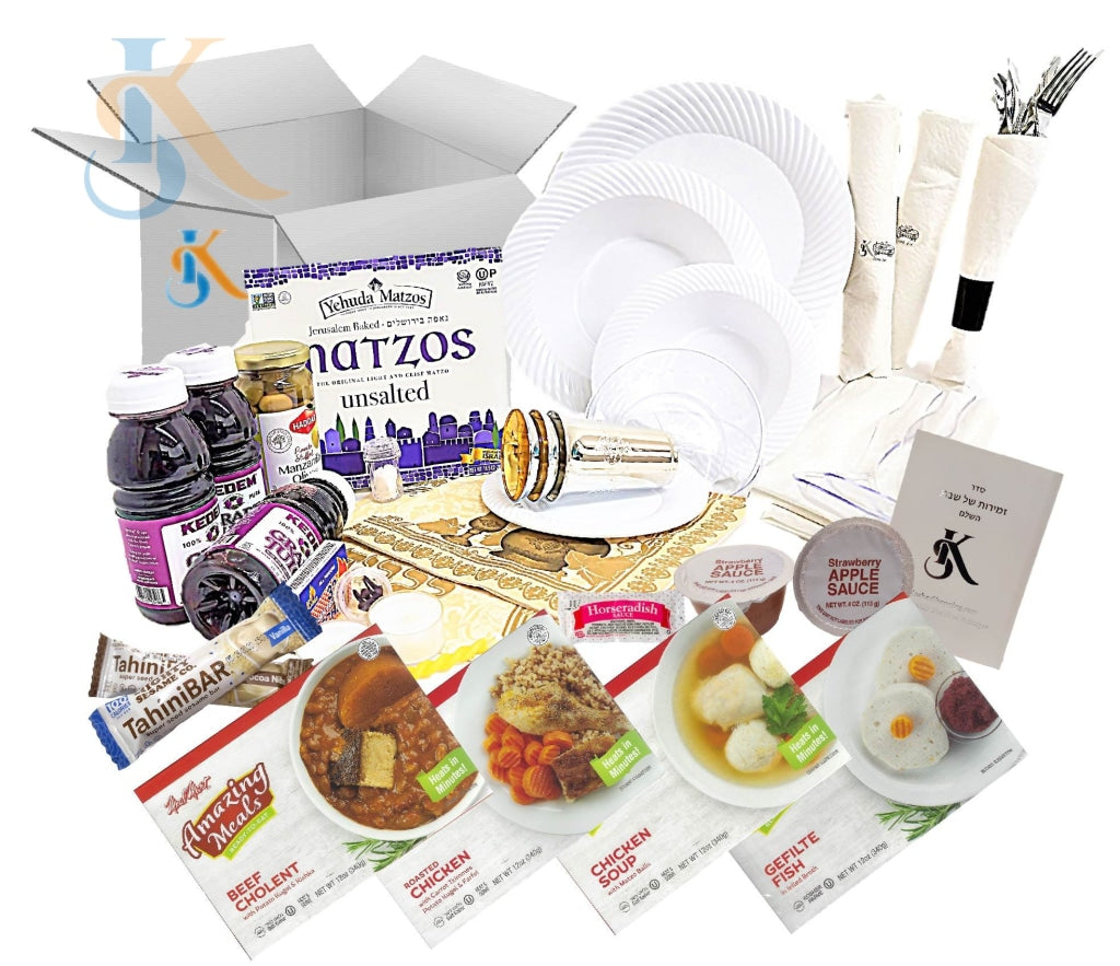 Sher Shabbos Meals Package Ready To Eat Travel Or At Home Kosher Food Everything Shabbat In A Box