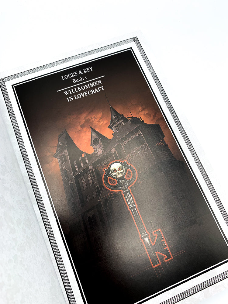 Locke & Key: Master Edition