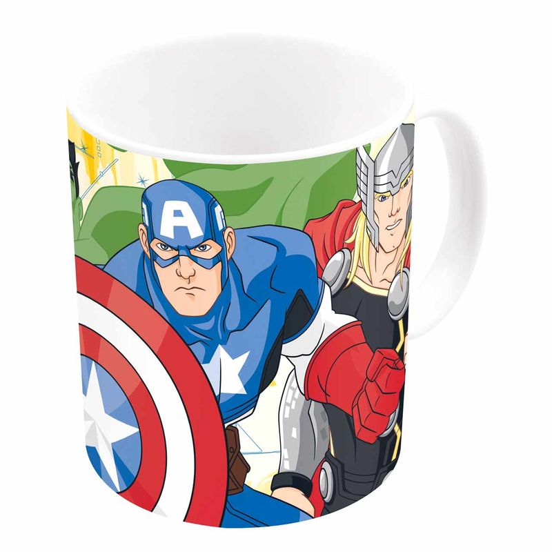 Marvel Avengers Tasse - Aunis Comic World