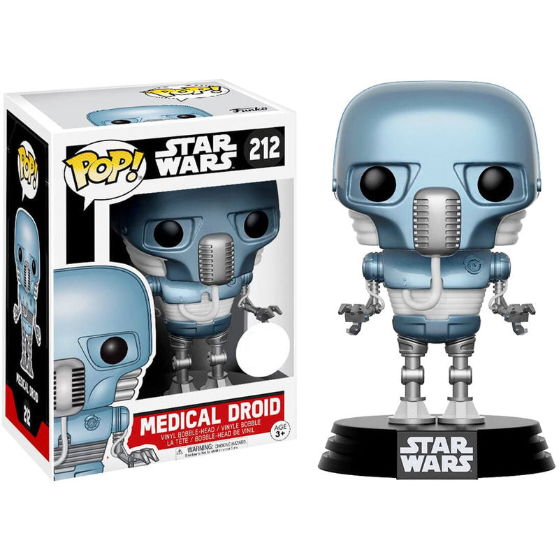 "Star Wars, Medical Droid ""Exclusive"" - Aunis Comic World"