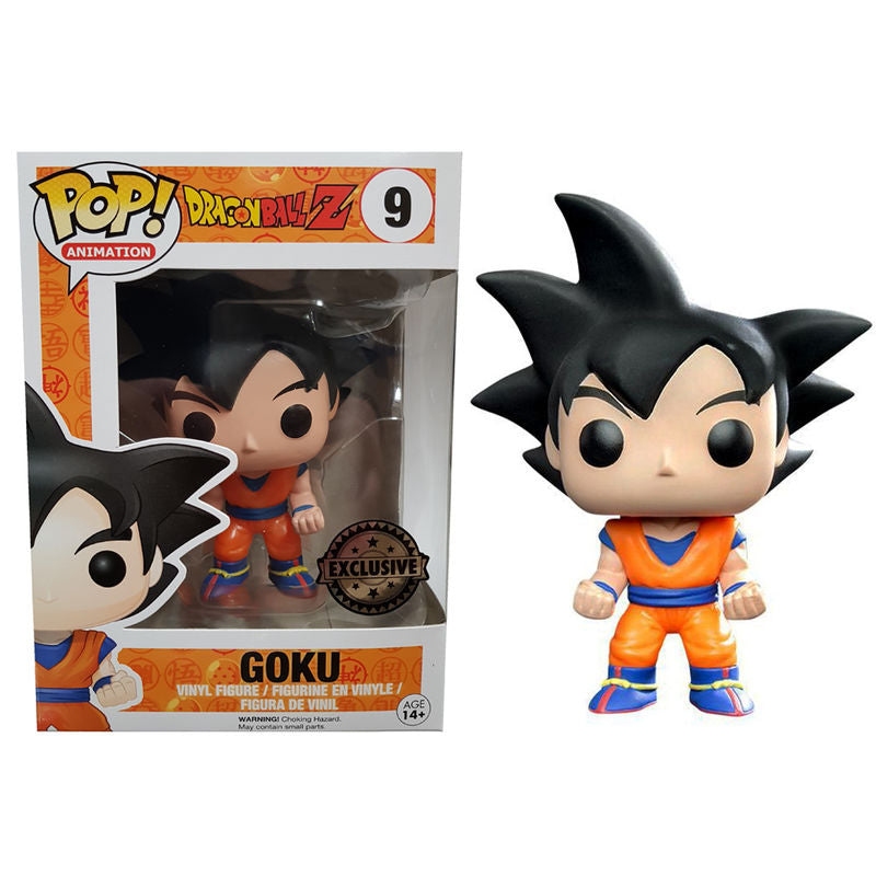 "Dragon Ball Z Black Hair Goku ""Exclusive"" - Aunis Comic World"