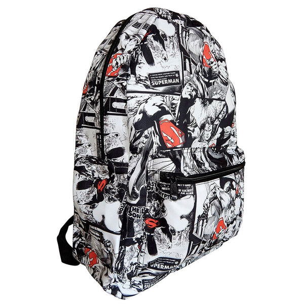 DC Comics Superman Rucksack 40cm - Aunis Comic World