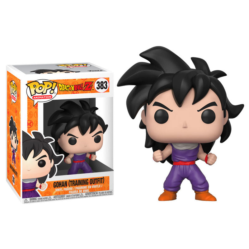 Dragon Ball Z, Gohan Training Outfit - Aunis Comic World