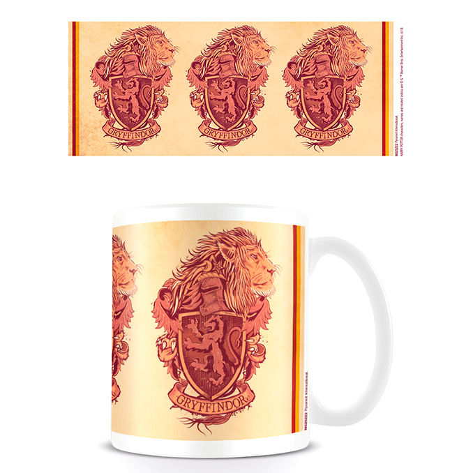 Harry Potter, Gryffindor Tasse, Löwe - Aunis Comic World